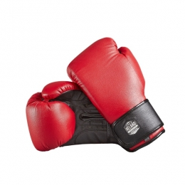 Перчатки боксерские Ultimatum Boxing Reload Smart RED&BLACK