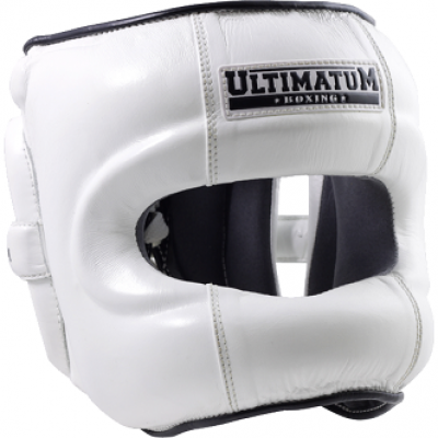 Шлем бамперный Ultimatum Gen3FaceBar - White