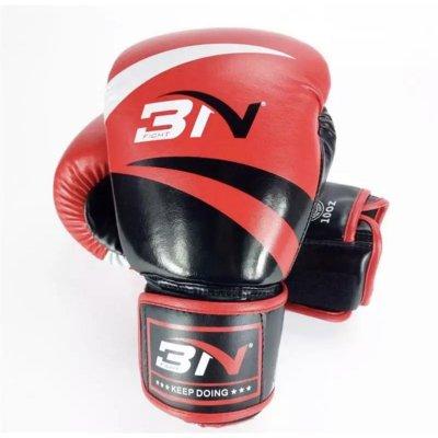 Перчатки боксерские BN Fight Classic - Red
