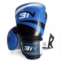 Перчатки боксерские BN Fight Classic - Blue