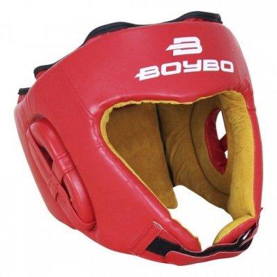 Шлем BoyBo Nylex - Red