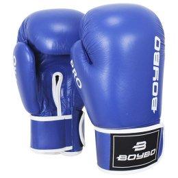 Перчатки боксёрские BoyBo Pro -Blue