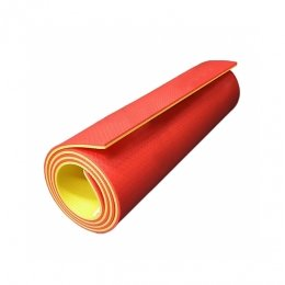 Коврик для фитнеса Go Do OPTIMA PLUS 1800x600x8 - Red/Yellow