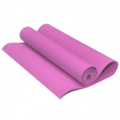 Коврик гимнастический Go Do ЭВА КВ6104, 173х61х0,4 см - Pink