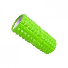 Ролик для йоги GO DO 45x12см - Green