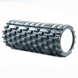 Ролик для йоги GO DO 33x14см - Grey