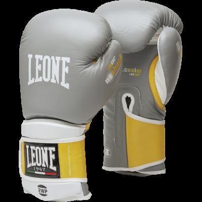 Перчатки боксерские Leone IL Tecnico - Grey