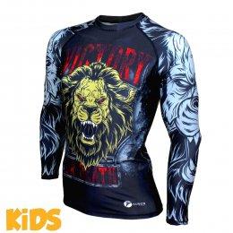 Детский рашгард Rusco Sport Lion