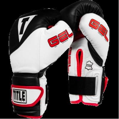 Перчатки боксерские Title Suspense - Black