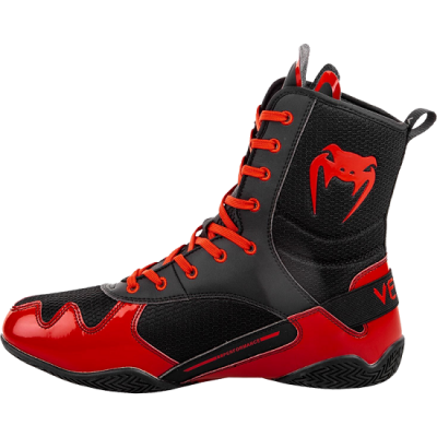 Боксёрки Venum Elite - Black/Red