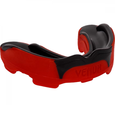 Капа Venum Predator - Black/Red