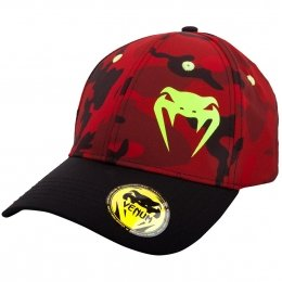 Кепка Venum Atmo Cap - Red